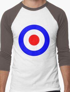 Tank Girl (Booga's Bullseye) Men's Baseball ¾ T-Shirt