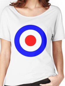 Tank Girl (Booga's Bullseye) Women's Relaxed Fit T-Shirt