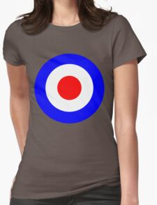 Tank Girl (Booga's Bullseye) Womens Fitted T-Shirt