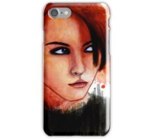 The One Who Played With Fire iPhone Case/Skin