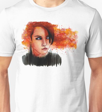 The One Who Played With Fire Unisex T-Shirt