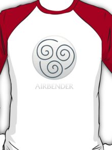 Airbender (with text) T-Shirt