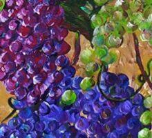 Festival of Grapes Sticker