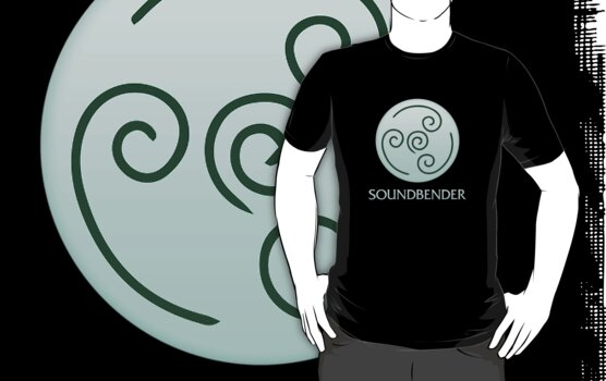 Soundbender (with text) by jdotrdot712