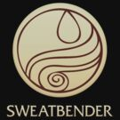 Sweatbender (with text) by jdotrdot712