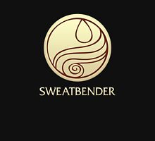 Sweatbender (with text) T-Shirt