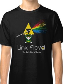 Link Floyd: the Dark Side of Hyrule Classic T-Shirt