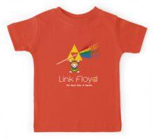 Link Floyd: the Dark Side of Hyrule Kids Tee