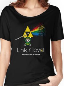 Link Floyd: the Dark Side of Hyrule Women's Relaxed Fit T-Shirt