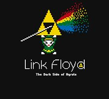 Link Floyd: the Dark Side of Hyrule Unisex T-Shirt