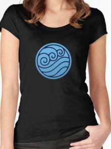 Waterbender Women's Fitted Scoop T-Shirt