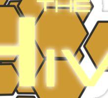 The Hive Sticker