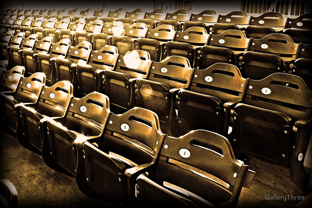Cheap Seats by GalleryThree