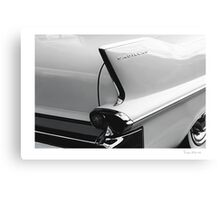 Cadillac Tail Canvas Print