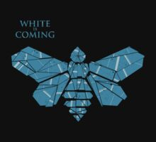 white is coming T-Shirt