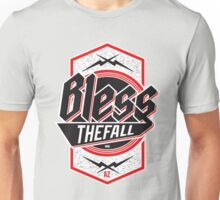 Blessthefall Shield Unisex T-Shirt