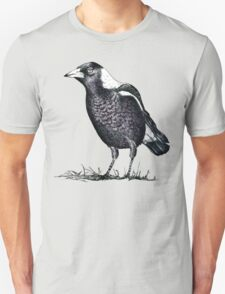 Magpie - Dedicated to family T-Shirt