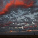 Fire Clouds by Ian Creek