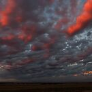 Clouds of Fire by Ian Creek