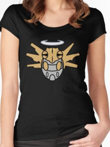 Shedinja Pokemon Full Body  Women's Fitted Scoop T-Shirt