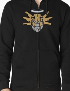 Shedinja Pokemon Full Body  Zipped Hoodie