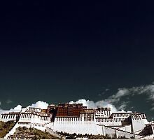 Potala Palace by Sickee