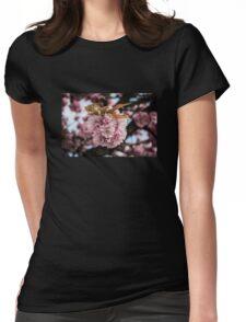 Sakura, Sakura Womens Fitted T-Shirt