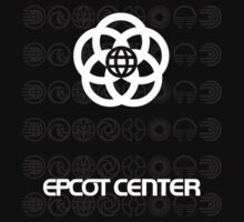 Epcot Watermark With White Symbol by AngrySaint