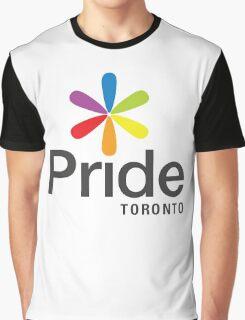 Pride Toronto Graphic T-Shirt
