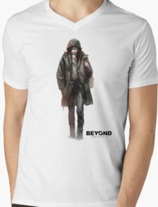 beyond two souls Mens V-Neck T-Shirt