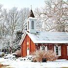 Danforth Chapel by martinilogic