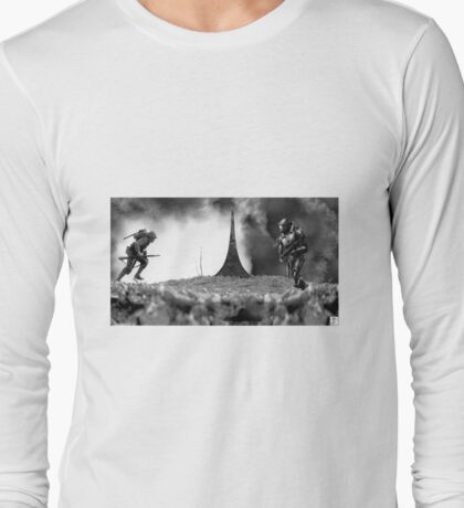 Halo Master Chief Long Sleeve T-Shirt