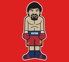 """VICT """"Fight Me Floyd"""" Pro-Toon Kids Clothes"""