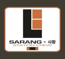 SARANG Station Crew by dennis william gaylor