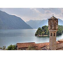 Lake Como Photographic Print