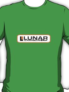 lunar industries - sarang station crew T-Shirt