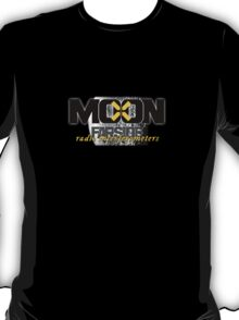 moon farside - radio interferometers T-Shirt