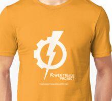 The Power Trials Project Logo - Dark Background Unisex T-Shirt