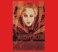 METROPOLIS - Yoshiwara Nightclub One Piece - Long Sleeve
