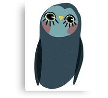 Jellybean Owl Canvas Print