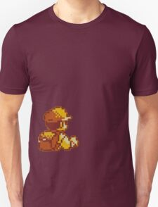 Red from Pokemon (Ash) T-Shirt