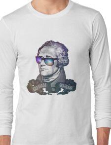 Hamilton: Go Ham or Go Home! Long Sleeve T-Shirt