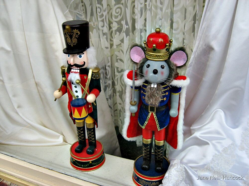The Nutcracker and the Rat King by Jane Neill-Hancock
