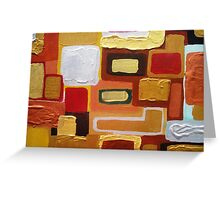 Everything That Glitters... Greeting Card