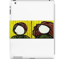 Mr and Mrs Normal iPad Case/Skin