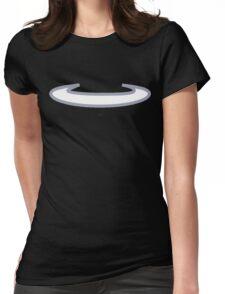 Shedinja Pokemon Halo Womens Fitted T-Shirt