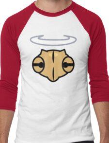 Shedinja Pokemon Head and Halo Men's Baseball ¾ T-Shirt