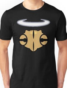 Shedinja Pokemon Head and Halo Unisex T-Shirt