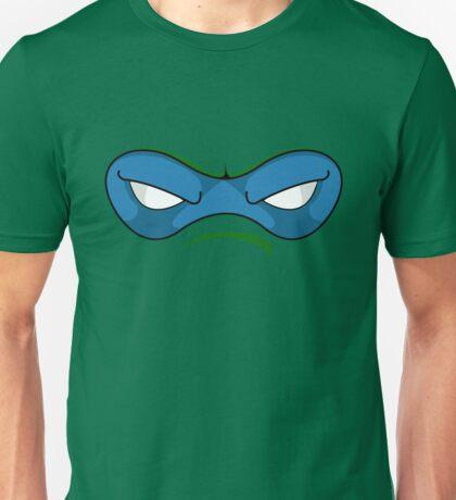 Teenage Mutant Ninja Turtles - LEONARDO MASK Unisex T-Shirt