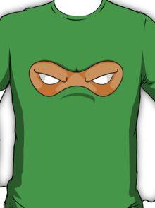 Teenage Mutant Ninja Turtles - MICHAELANGELO MASK T-Shirt